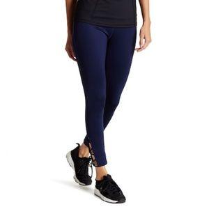 Z by Zella Navy high waist Twirl about legging M